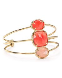 kate spade new york | Multicolor Sun Kissed Sparkle Cuff | Lyst