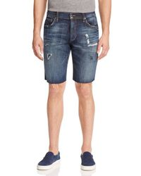 Joe's Jeans - Sandro Cutoff Denim Shorts In Blue for Men - Lyst