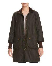 Barbour | Multicolor Rain Mac Long Coat - 100% Exclusive | Lyst