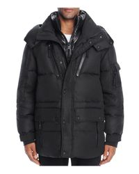 S13/nyc - Black Matte Downhill Hooded Jacket for Men - Lyst