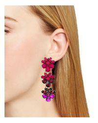 BaubleBar | Metallic Sirenuse Drop Earrings | Lyst