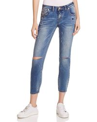 One Teaspoon - Blue Blonde Freebird Jeans - Blue - Lyst