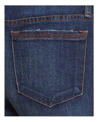 Joe's Jeans - Blue The Cigarette Jeans In Lyla - Lyst