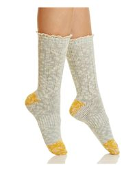 Free People | Multicolor Melbourne Boot Socks | Lyst