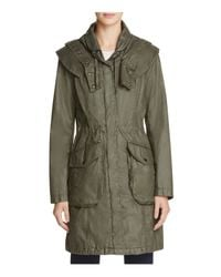 Laundry by Shelli Segal - Green Windbreaker - Lyst