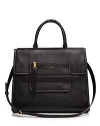 Marc Jacobs - Black Madison North/south Tote - Lyst