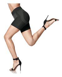 Hue | Black Seamless Shaping Shorts | Lyst