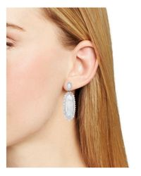 Kendra Scott - Metallic 'kalina' Drop Earrings - Lyst