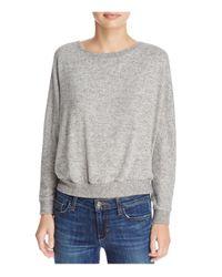 Soft Joie | Gray Giardia Dolman Sweater | Lyst