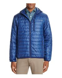 Vineyard Vines | Blue Mountain Weekend Quilted Hooded Jacket for Men | Lyst