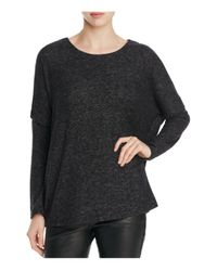 B Collection By Bobeau | Gray Kris Slouch Dolman Knit Top | Lyst