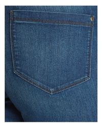 NYDJ - Blue Barbara Bootcut Jeans In Nottingham - Lyst