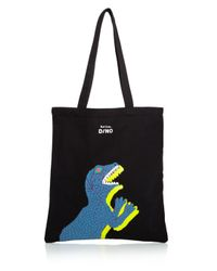 Paul Smith - Black Dino Tote - Lyst