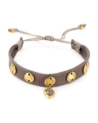 Chan Luu | Multicolor Labradorite Leather Bracelet | Lyst