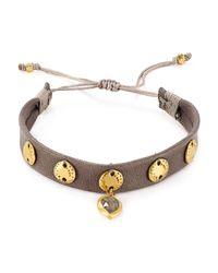 Chan Luu   Multicolor Labradorite Leather Bracelet   Lyst