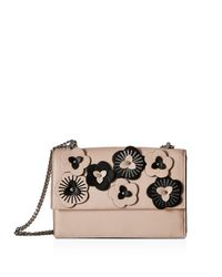 Ivanka Trump | Multicolor Mara Cocktail Floral Leather Shoulder Bag | Lyst