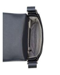 Anne Klein | Blue Gillian Leather Shoulder Bag | Lyst