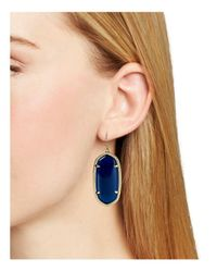 Kendra Scott - Multicolor Signature Elle Earrings - Lyst