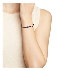 Chan Luu - Multicolor Labradorite Leather Bracelet - Lyst
