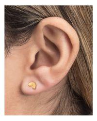 Dogeared | Metallic Rainbow Stud Earrings | Lyst