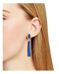 Kendra Scott - Multicolor Carson Earrings - Lyst