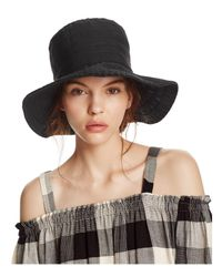 Aqua Black Ribbon Cloche Hat
