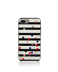 Kate Spade | Multicolor Confetti Dot Iphone 7 Plus Case | Lyst
