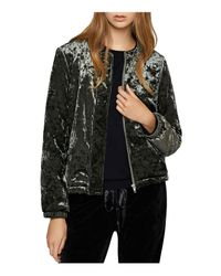 Sanctuary - Multicolor All You Need Is Me Crushed Velvet Jacket - Lyst