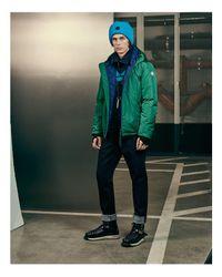 Moncler - Green Guimet Hooded Jacket for Men - Lyst