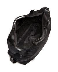 Longchamp - Black Nyltec Expand Duffel for Men - Lyst