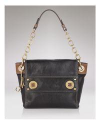 MILLY | Black Shoulder Bag | Lyst