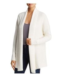 Three Dots - Multicolor Open Front Cardigan - Lyst