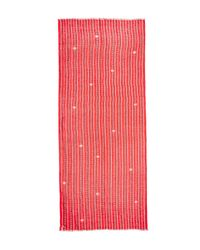 Tory Burch - Red Gemini Link Rope Oblong Scarf - Lyst