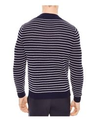 Sandro | Blue Yachting Sweater for Men | Lyst