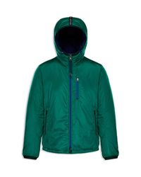 Moncler - Green Guimet Hooded Jacket for Men - Lyst