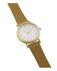 Larsson & Jennings - Metallic Liten Stainless Steel Watch - Lyst