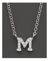 Meira T | Metallic .05 Ct. T.w. | Lyst