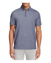AG Green Label | Blue Mensa Regular Fit Polo Shirt for Men | Lyst