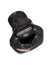 Ferragamo | Black Wendy Ladybug Backpack | Lyst