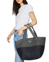 MZ Wallace - Multicolor Medium Metro Tote - Lyst