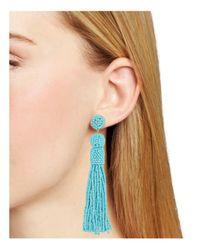 BaubleBar - Multicolor Mariachi Tassel Earrings - Lyst