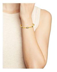Freida Rothman - Metallic Multi-station Bracelet - Lyst