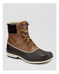 Sperry Top-Sider - Brown Cold Bay Waterproof Boots for Men - Lyst