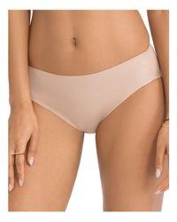 Spanx   Natural Undie-tectable Btweenie Brief Bikini   Lyst