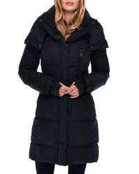 Sam. - Black Highway Down Coat - Lyst