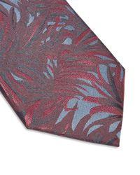 Ted Baker - Pink Kayfree Floral Jacquard Skinny Tie for Men - Lyst