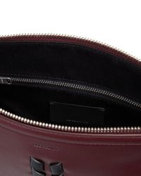 AllSaints - Multicolor Kepi Leather Crossbody - Lyst