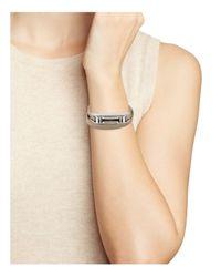 Tory Burch - Gray Fitbit Bracelet - Lyst