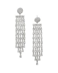 BaubleBar | Metallic Primadonna Drop Earrings | Lyst