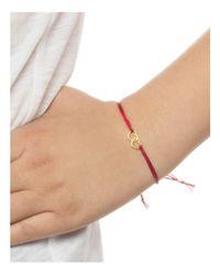 Dogeared - Multicolor Friendship Bracelet - Lyst
